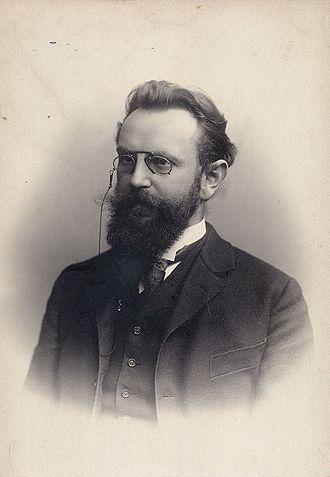 Eugen Bamberger - Image: ETH BIB Bamberger, Eugen (1857 1932) Portrait Portr 00015.tif (cropped)