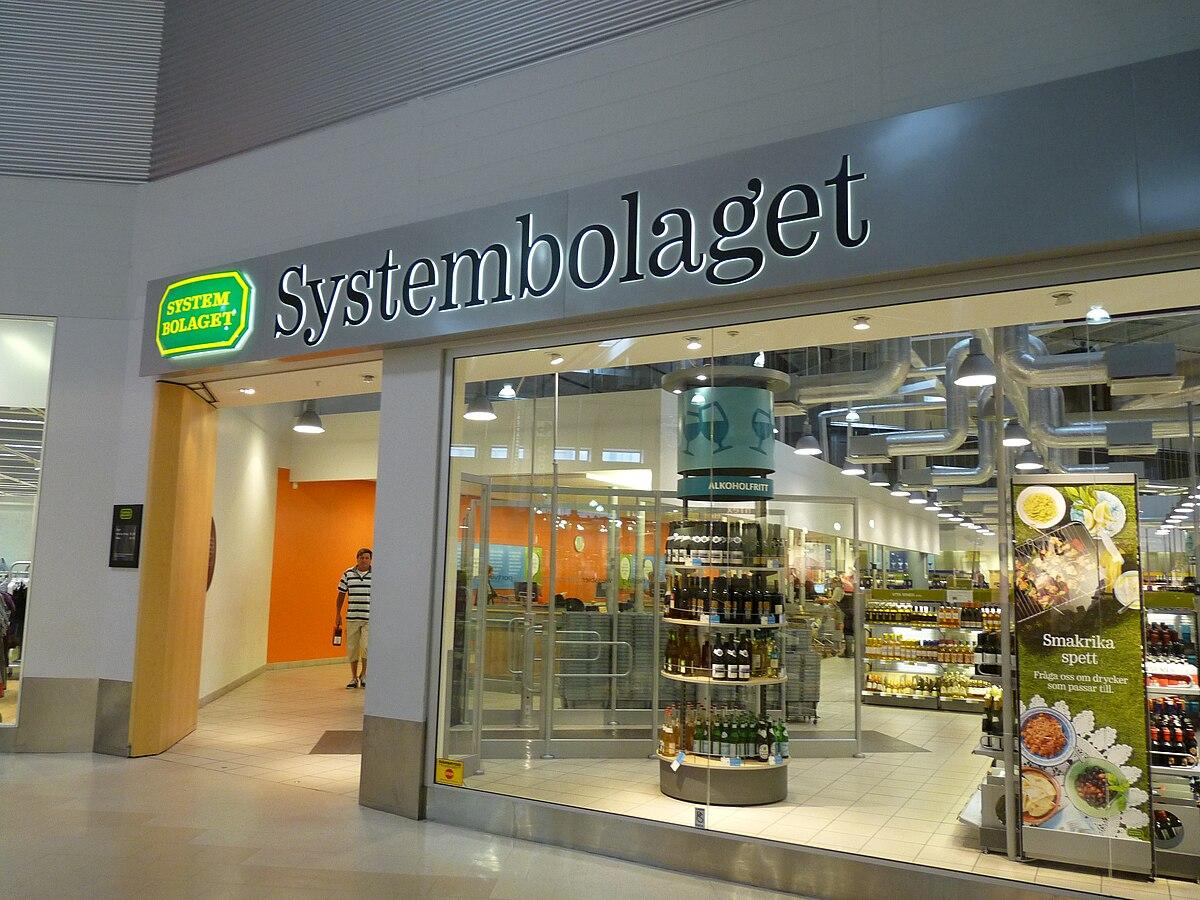 Bilderesultat for systembolaget