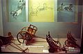 Early Chariot Models - Transport Gallery - BITM - Calcutta 2000 300.JPG