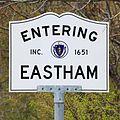 Eastham Massachusetts town sign.jpg