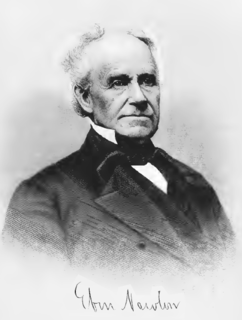 Eben Newton American politician