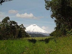 Cotopaxi Province - Image: Ecuador Cotopaxi