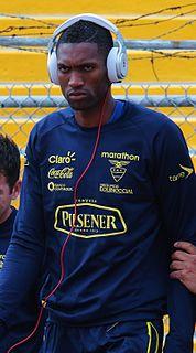 Alexander Domínguez Ecuadorian footballer