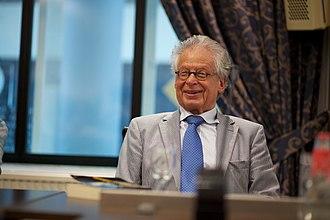 Ed van Thijn - Van Thijn in 2010