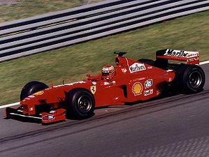 1999 FIA Formula One World Championship - Ferrari won the Constructors' Championship