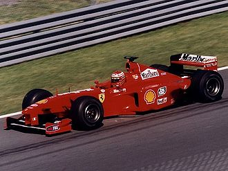 1999 Formula One World Championship - Ferrari won the Constructors' Championship