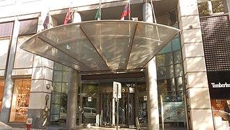 Euronext Lisbon - Image: Edifício Victória, Avenida da Liberdade, Lisboa 01