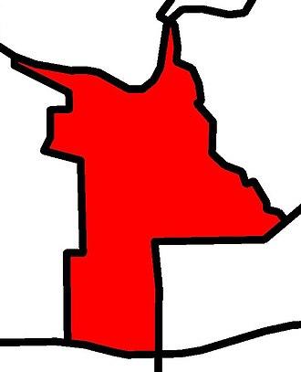 Edmonton-Strathcona (provincial electoral district) - Image: Edmonton Strathcona electoral district 2010