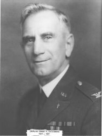 Chief of Chaplains of the United States Army - Image: Edmund Easterbrook