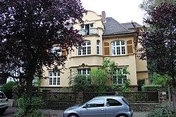Eduard-Pflüger-Straße in Bonn