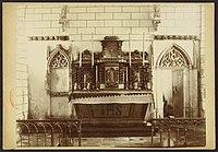 Eglise Saint-Laurent de Bossugan - J-A Brutails - Université Bordeaux Montaigne - 0672.jpg
