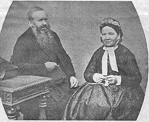 Samuel Gobat - Samuel Gobat and Marie Gobat (née Zeller)