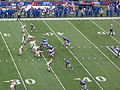 Eli Manning in shotgun vs Browns, 2012.jpg