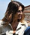 Elisa Isoardi con lo scrittore Giordano Berti (cropped).jpg