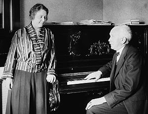 Elisabeth Schumann - Elisabeth Schumann and Richard Strauss