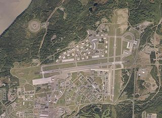 Elmendorf Air Force Base United States military facility in Anchorage, Alaska