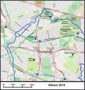 Eltham map 2014
