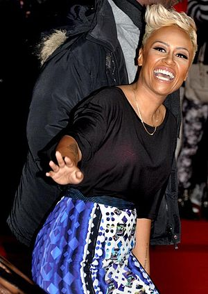 Naughty Boy - Emeli Sandé frequently writes with Naughty Boy.