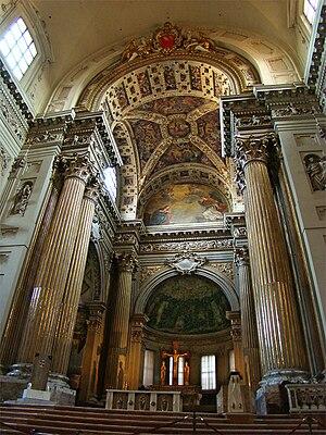Bologna Cathedral - Cappella Maggiore