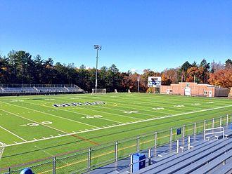 Endicott College - Endicott Stadium