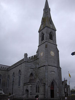 Roman Catholic Diocese of Killaloe - The Cathedral of St. Peter and St. Paul