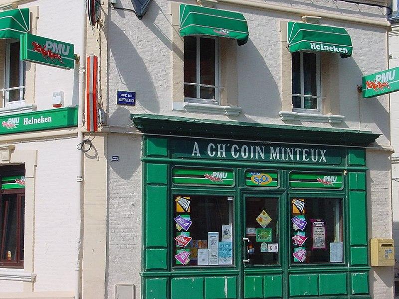 File:Enseigne café picard Cayeux sur mer.JPG