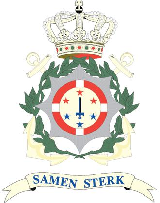 Dutch Caribbean Coast Guard - Image: Ensign DCCG