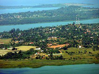 Entebbe Place in Uganda