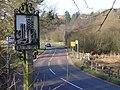 Entering Albury - geograph.org.uk - 669245.jpg