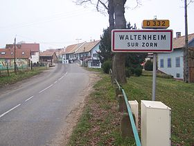 Image illustrative de l'article Waltenheim-sur-Zorn