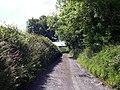 Entrance to Esgair-ddedwydd farm - geograph.org.uk - 1357150.jpg