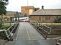 Entrance to Esholt sewage works - geograph.org.uk - 30854.jpg