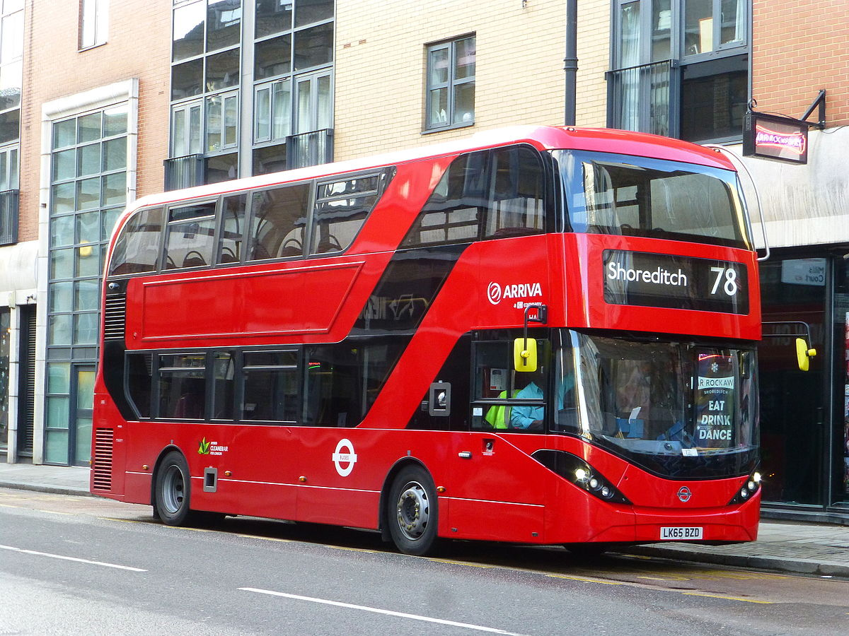 london buses route 78 - wikipedia