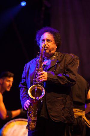 Enzo Avitabile - Enzo Avitabile at the Hausacher Leselenz 2013
