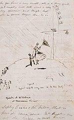 Episode at Mount Victoria at Freemason's Picnic. Signal - \