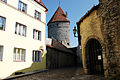 Epping Tower (Laboratooriumi 16) Tallinn City Wall. Tallin, Estonia, Northern Europe.jpg