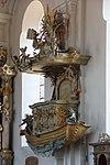 Erding, St Mariä Verkündigung (116), Pulpit.JPG