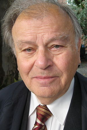 Erich Loest - Loest in 2008