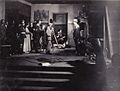 Erik XIV, inspelningsscen i AFs Stora sal (1928).jpg