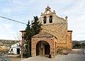 Ermita de la Virgen de los Alvares, Nuévalos, Zaragoza, España, 2015-01-08, DD 03.JPG