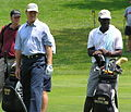Ernie during 2006 Buick Classic at Westchester CC.jpg