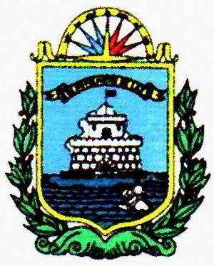 Puerto Cabello - Image: Escudo Puerto Cabello