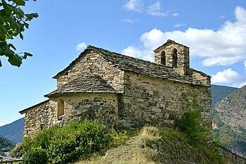 Església de Sant Serni de Nagol - 1