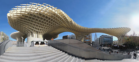 Topics tagged Itinerary for the city Seville