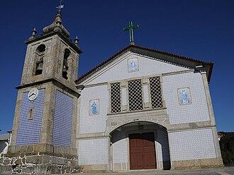 Esporões - Esporões Church