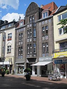 Rechtstraße in Essen