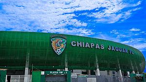 2016–17 Liga MX season - Image: Estadio Zoque Víctor Manuel Reyna