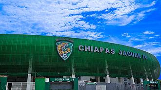 2014–15 Liga MX season - Image: Estadio Zoque Víctor Manuel Reyna