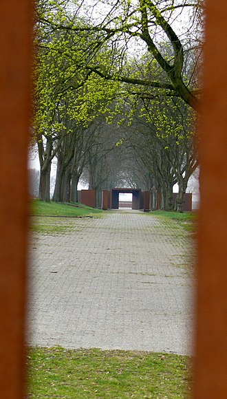Esterwegen concentration camp - Image: Esterweg 030412 049schll