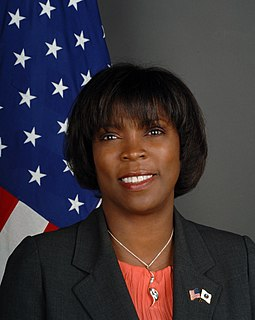 Ertharin Cousin 12th Executive Director of the United Nations World Food Programme